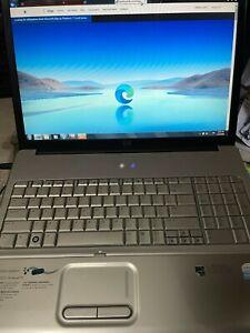 "17"" HP G70 Intel Core 2 Duo 2.10GHz 3GB RAM 300GB HDD WEBCAM Windows 7"