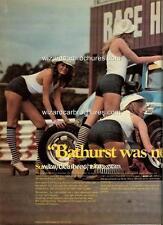1974 FORD JOHN GOSS XA BATHURST A3 POSTER AD SALES BROCHURE ADVERTISEMENT ADVERT