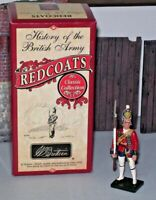 Britains 43102 Grenadier NCO, British 1st Foot Guards1755  SCALE 54mm BOXED