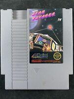 Star Voyager (Nintendo Entertainment System, 1987)