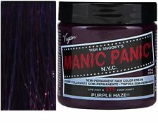 Manic Panic Hair Dye Color Vegan Cream Formula Semi-Permanent .118ml/4 oz Colour
