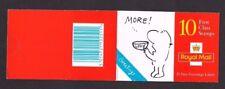 1996 Grande-Bretagne Bar-codés Timbre livret complet > Salutations KX8
