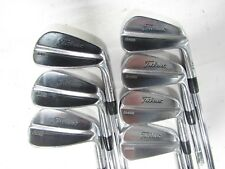 Titleist 714 MB Forged 4-PW Iron Set - Tour Issue X100 Extra Stiff Steel Used RH