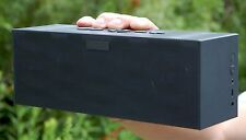Jawbone BIG JAMBOX Wireless Bluetooth Portable Stereo Speaker Graphite Black -C-