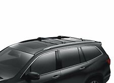 2016 HONDA PILOT ROOF RACK CROSS BARS OEM