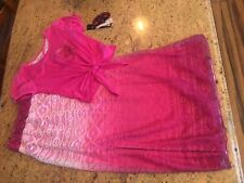 Outfit Nwt $42 Skirt & Top Girls 7/8 Tempted Girls brand outfit