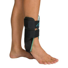 AirCast Air-Stirrup Universe Ankle Brace Ankle Sprains, Black 02E