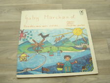 folk LP psych childrens GABY MARCHAND Rendez Moi Mes Roses 1976 SWISS ch