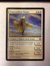 Transcendent Master  MTG PLAYED (see scan)