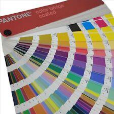 Pantone Color Bridge Coated Multi Use Reference Tool Ggs201 Euc
