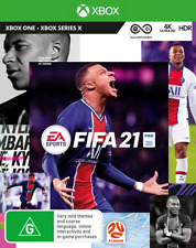FIFA 21 Xbox Series X, Xbox One Game NEW