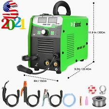 Used Mig Welder Flux Core 130a Gas Gasless Inverter Mig Stick Lift Tig Welding