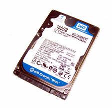 "WD WD1600BEVT-00ZCT0 Scorpio Blue 160GB 5.4K 2.5"" SATA HDD | DCM HANT2BB Malay"