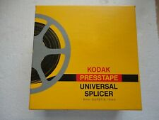 KODAK UNIVERSAL SPLICER 8mm/SUOER 8/16, NEW