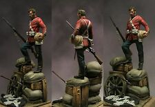 Beneito Private 24th Foot Rorke's Drift Zulu War 1879 (2) 54mm Unpainted kit