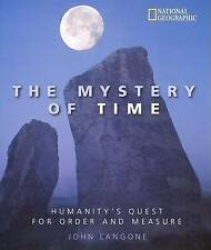 Mystery of Time, Langone, John, Used; Good Book