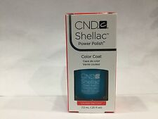 Cnd Shellac Power Polish Gel Color Coat Full collection List B