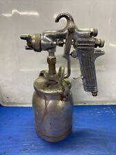 Binks Model 62 Spray Gun With Cup