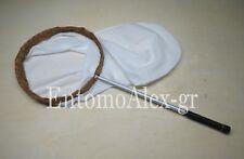 SET COMPLETO retino entomologico sfalcio a sacco manico 50cm cerchio 35cm sweep