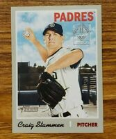 2019 Topps Transcendent VIP Party '19 Topps Heritage Preview #151 Craig Stammen