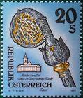 Kunstwerke aus Stiften und Klöstern 1993: 20 S Krümme und Knauf d.Hartmannstabes