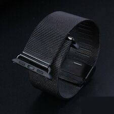 Milanese Stainless Steel Watch Band Strap for Apple Watch Series 3/2/1 42mm Film