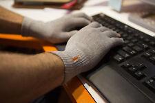 Incrediwear Fingerless Circulation+ Gloves Pair Gray Small/Medium Arthirits Pain