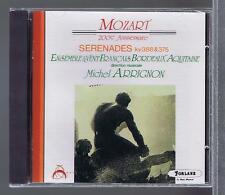MOZART CD NEW SERENADES KV 388 .375 MICHEL ARRIGNON