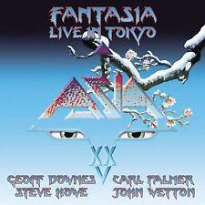 Fantasia: Live in Tokyo by Asia (Rock) (CD, Jun-2007, 2 Discs, Eagle Records...