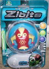 THE WORLD OF ZIBITS  ROBOT COZMO