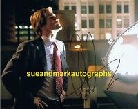 Aaron Eckhart Harvey Dent The Dark Knight Batman  Autograph UACC  RD 96
