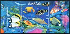 Marshal Islands 751, MNH Marine Life Fish Corals 2000 x12472