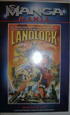 VHS - MANGA MANIA/ LANDLOCK - LANDLOCK
