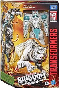 """Transformers WFC Kingdom 7"""" Figure Voyager Class Wave 4 Tigatron IN STOCK"""
