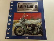 Harley Davidson  Die 750er Modelle (V-Twins, 45er Rennmaschinen) * HEEL