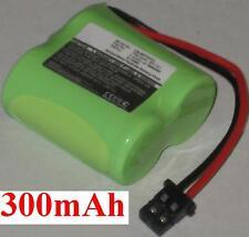 Batterie 300mAh Pour Memorex MPH-8250