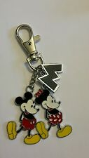 Minnie and Mickey   Keyring / bag charm