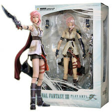 Final Fantasy XIII Square Enix Play Arts Kai Lightning MISB BRAND NEW