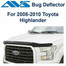 AVS Fits 08-10 Toyota Highlander Bugflector Smoke Hood Protector Shield 25032