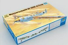 Trumpeter 1/32 02290 Messerschmitt Bf 109E-4 Tropical
