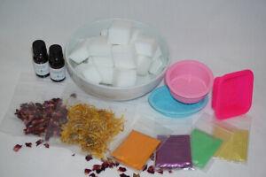 Soap Making Kit (Melt & Pour) - Various sizes - Soap Kits