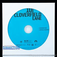 Cloverfield Lane (Blu-ray, 2016) BLU-RAY DISC ONLY...NO CASE OR ARTWORK INCLUDED