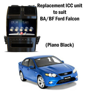 NEW Kayhan Falcon BA BF Stereo Upgrade Ford  ICC Replacement Black Version 2