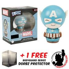 Dorbz Captain America Sepia Vinyl Figure 75th Anniversary Collectible Toys