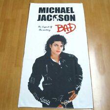 Michael Jackson Handtuch,kopfkissen Decke 75cm x 40cm für MJ Fans 05710