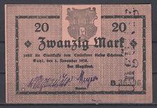 Suhl - Stadt - 20 Mark