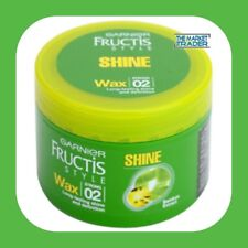 Garnier Fructis Surf Style Shine 02 Hair Wax 75ml - BEST SERVICE - FAST FREE P&P