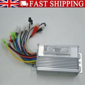48V 36V 15A DC Controller For 350W Brushless Motor Electric Bicycle E-bike UK