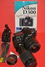 ENJOY A NEW HOBBY...Nikon D300 PRO DSLR + AF 24-70 + MF 75-200 mm MACRO...WOW!!!