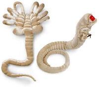 Set of 2 Alien Facehugger Chestburster Scary Plush Doll Stuffed Animal